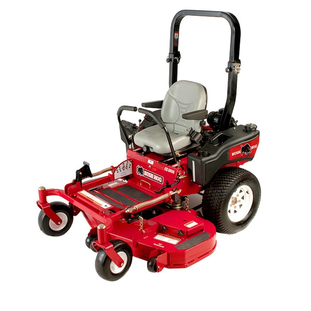 Bush Hog Mower 1