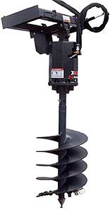 Mcmillen x900 auger