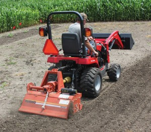 Servis Rhino SRT Light Duty Tiller