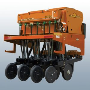 Land Pride Drilling implements