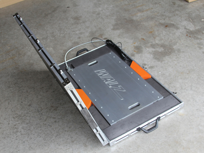portable scale in case