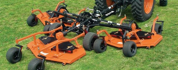 Land Pride AFM4211 All-Flex Mower