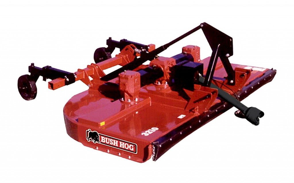 Bush Hog Multi Spindle Rotary Cutters