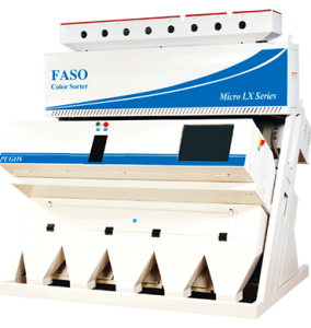 faso sorting machine