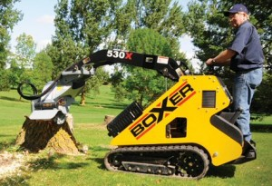 attachments stump grinder